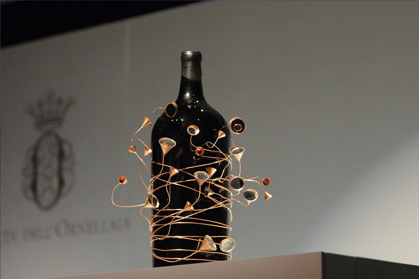 Edelste Weine, eleganteste Kunst – eine perfekte Symbiose